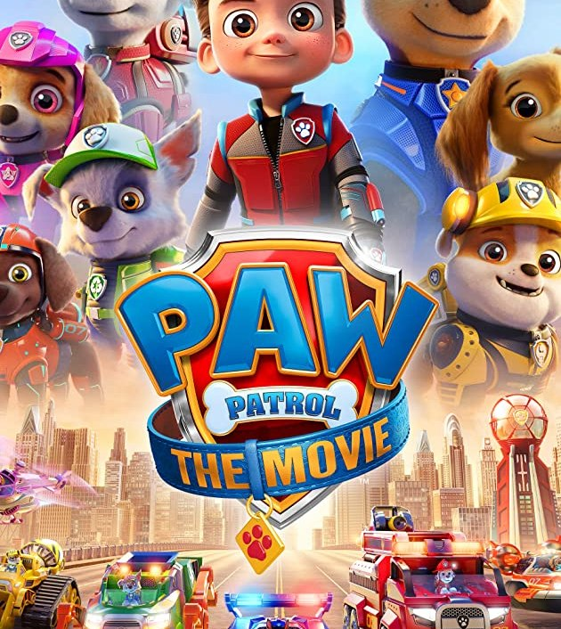 PAW Patrol: The Movie (2021): ขบวนการเจ้า ตูบสี่ขา : เดอะ มูฟวี่