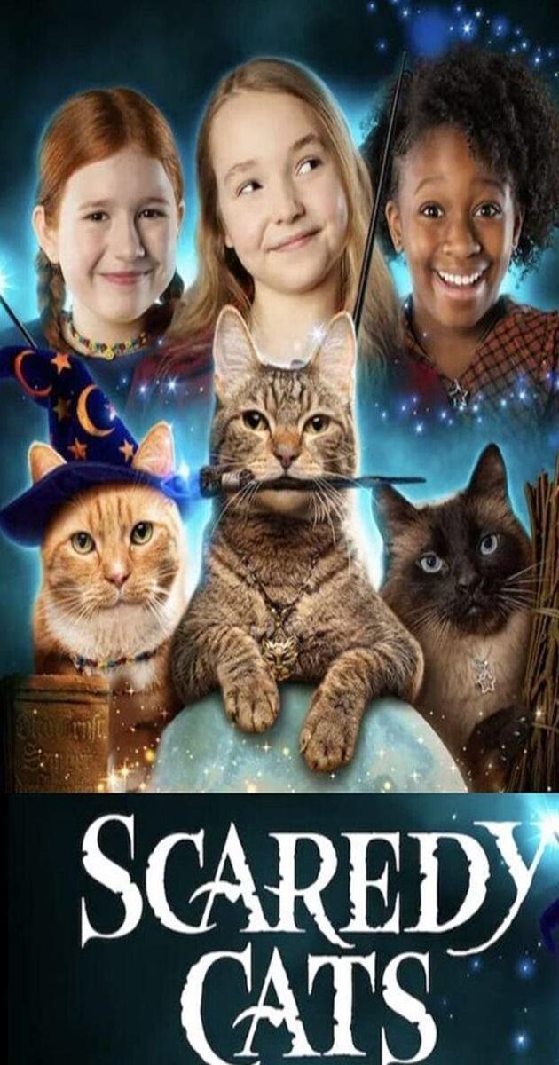 Scaredy Cats TV Series 2021