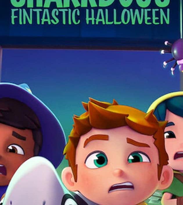 Sharkdogs Fintastic Halloween (2021): ชาร์คด็อกกับฮาโลวีนมหัศจรรย์