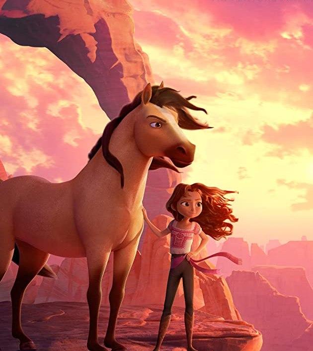 Spirit Untamed (2021): สปิริต ม้าพยศหัวใจแกร่ง