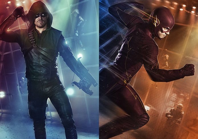 Arrow e The Flash Italia