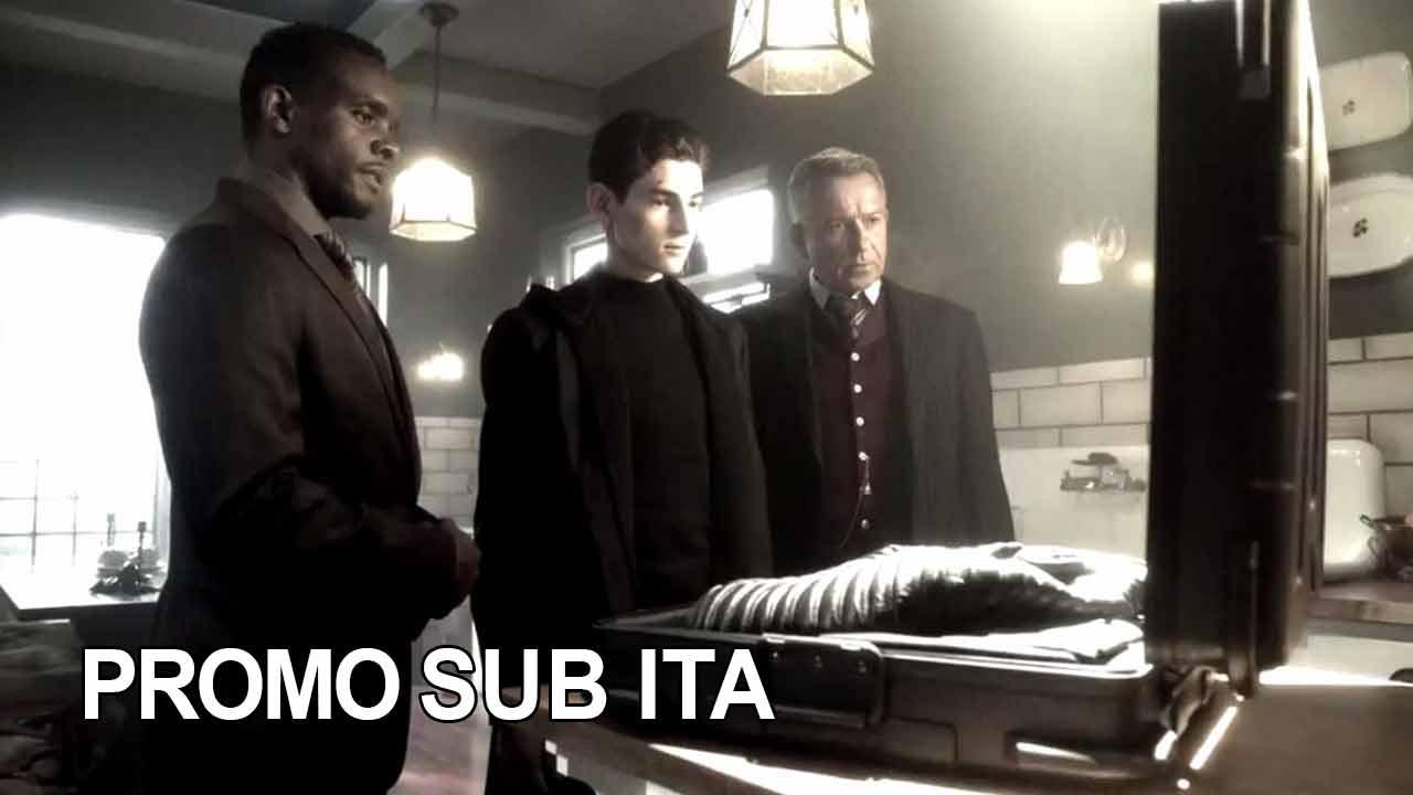 Promo della quarta stagione di Gotham