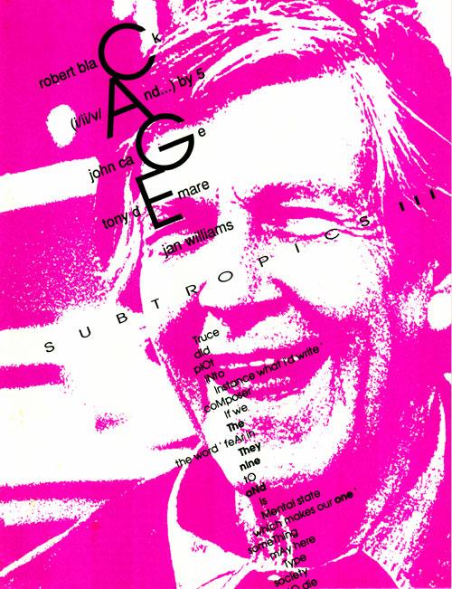 Subtropics 3 brochure cover