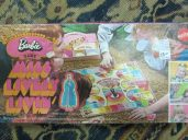 Barbie, Miss Lively Livin'. Rare Game ( Missing 5 Charms )