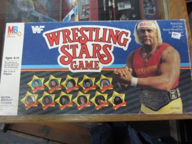 WWF Wrestling Stars Game (Complete)