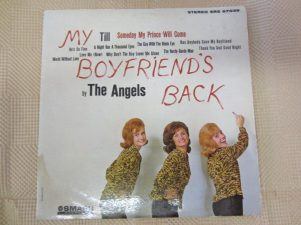 Angels- My Boyfriends Back