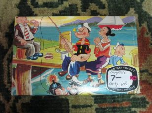 Popeye Puzzle (Complete)