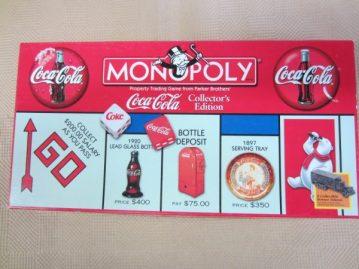 Coke Monopoly (Complete)