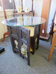 Tibetan End Table
