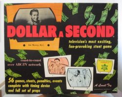 Dollar a Second Full Cover