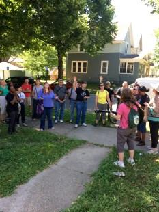 community worship and evangelism