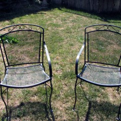 Lawn Chairs Ikea Stool Chair Hack Patio Suburban Experiment