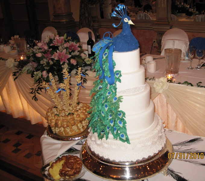 greek wedding cake recipe ukrainian wedding tradition and culture 14948