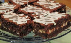Layered brownies 4