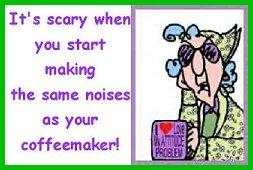 Maxine - making noises