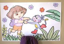 Wall decoration 4
