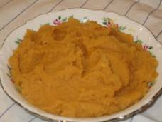 Sweet Potato filling for Varenyky
