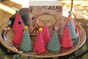 party hats for American Girl dolls