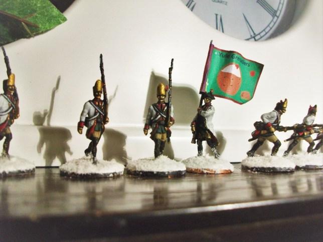 Yule Grenadiers (4)