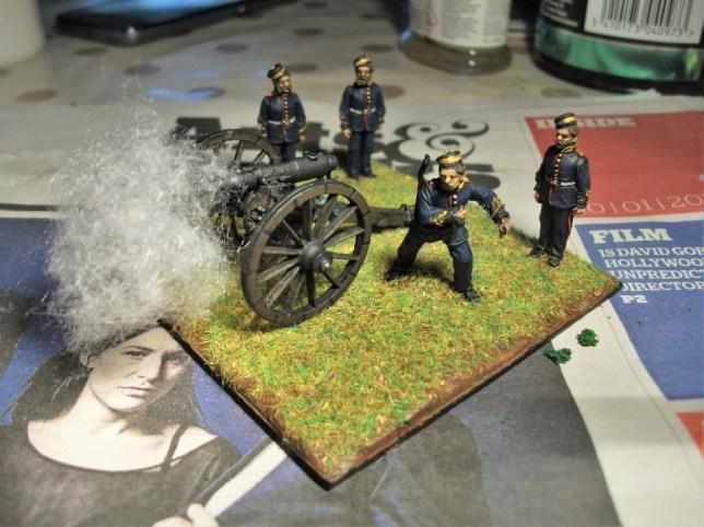Gun Crew Firing (1)