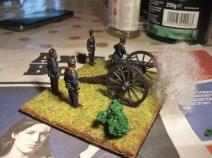 Gun Crew Firing (3)