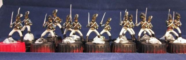 Warwickshire Yeomanry in progress (1)