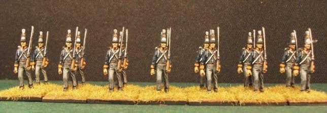 Dutch National Militia (1)