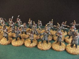 More Russian Infantry (5)
