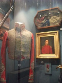 Beautiful Sikh jacket found after the battle of Ferozeshah 1845 by Lt Lyle 29th Foot.