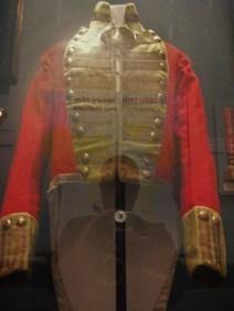 1815 pattern Coatee of Lt-Col Cross 36th Foot.