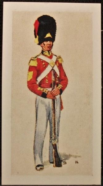 Sergeant, 1832 (Mills Cigarettes)