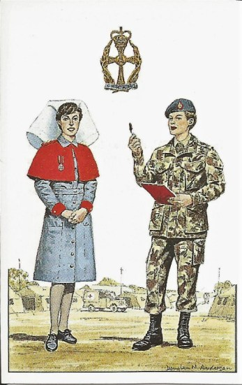 Women of the Royal Army Nursing Corps