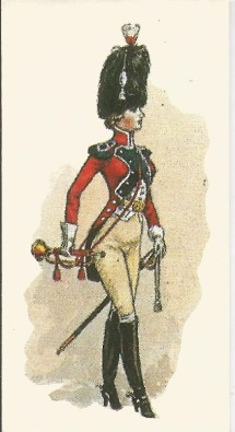 Swiss Regiment, c.1812