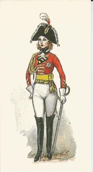 British officer late 18th century?