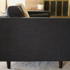 Jcpenney Desk Chair Where To Buy Fold Up Chairs That Time I Bought A Couch At Buying Vintage Vs Mid Century Style Sofa Charcoal Jc Penney Darrin Gray Tufted Bolster Pillow Upholstered