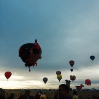 Philippine Hot Air Balloon Festival 2015
