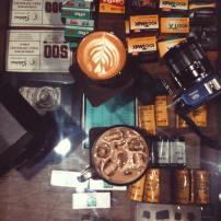 Coffee x Polaroid