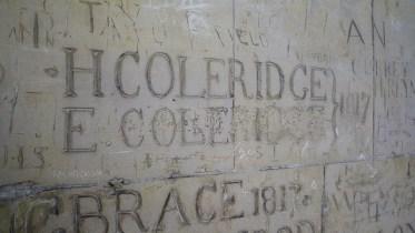 Graffiti at Eton College