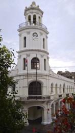 City Hall near Parque Colon