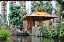 Gaylord Opryland Hotel Boat Ride