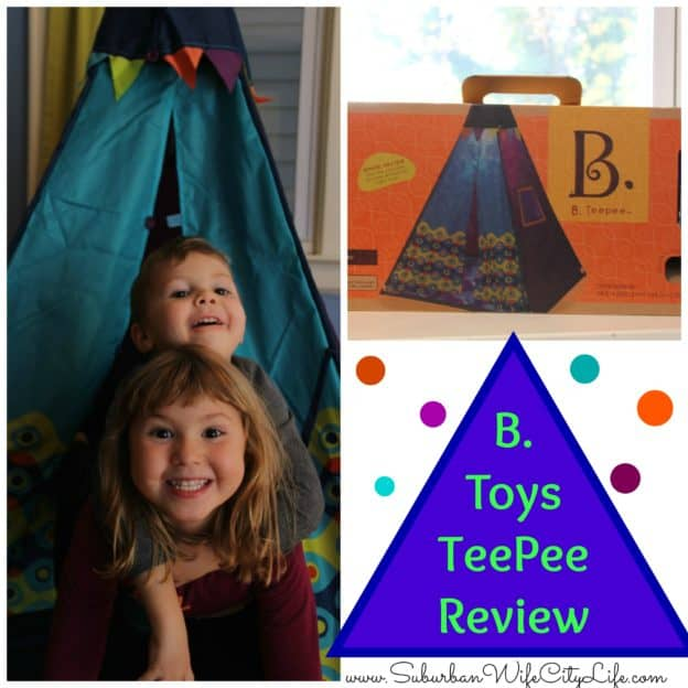 B toys teepee review
