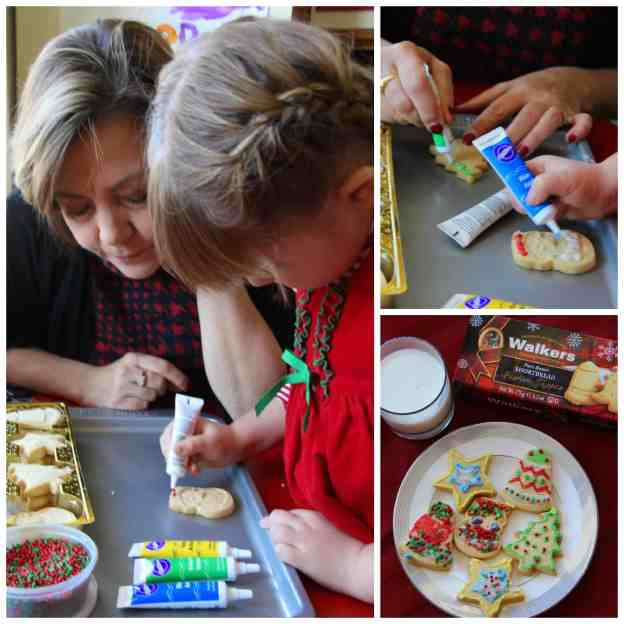 Cookie decorating tips for kids