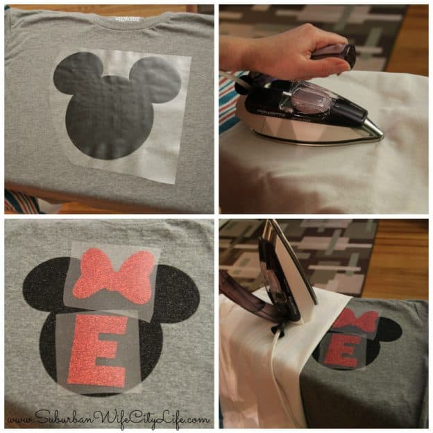 Disney Shirts iron on