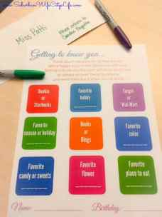 Getting to know you...Teacher Questionnaire