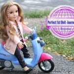 Perfect 1st Doll -Journey Girls Doll and Scooter Review