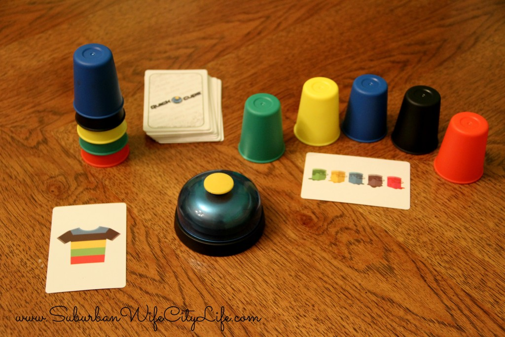 Quick Cups Stacking Game