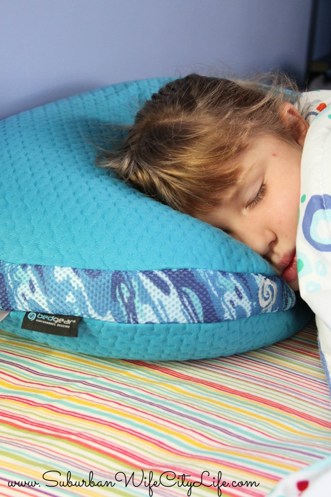 bedgear kids performance pillow
