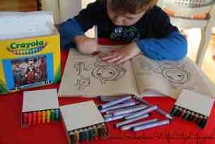 Crayola My Way