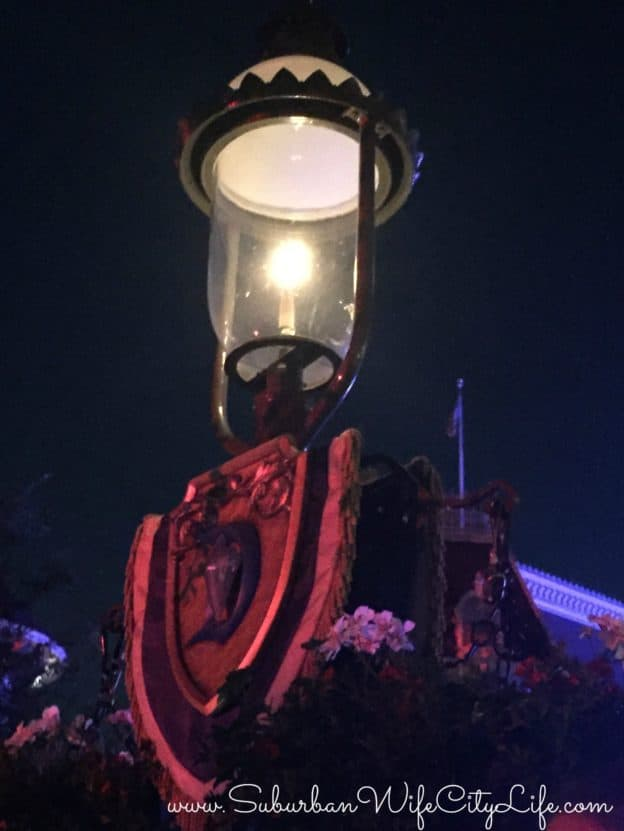 Disneyland Gas Streetlamps