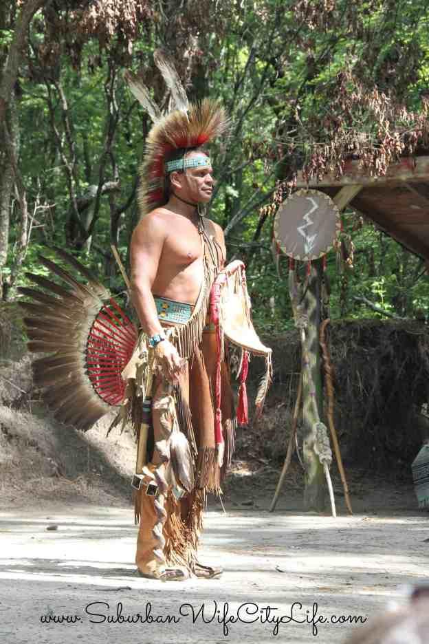 Frontier Town Indian Village